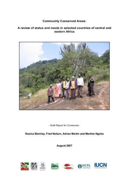 Central and Eastern Africa: Kenya, Tanzania, Rwanda, Cameroon