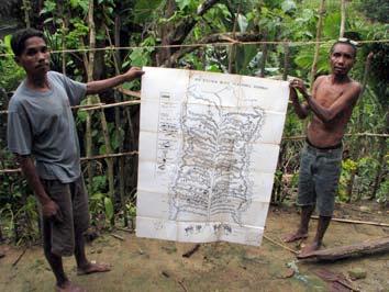"""Philippines: """"Kabatakan"""", Ancestral Territory of the Tanabag Batak, Palawan"""