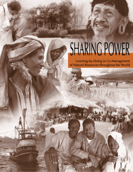 Sharing Power  Learning by doing in Co-Management of Natural Resources throughout the World