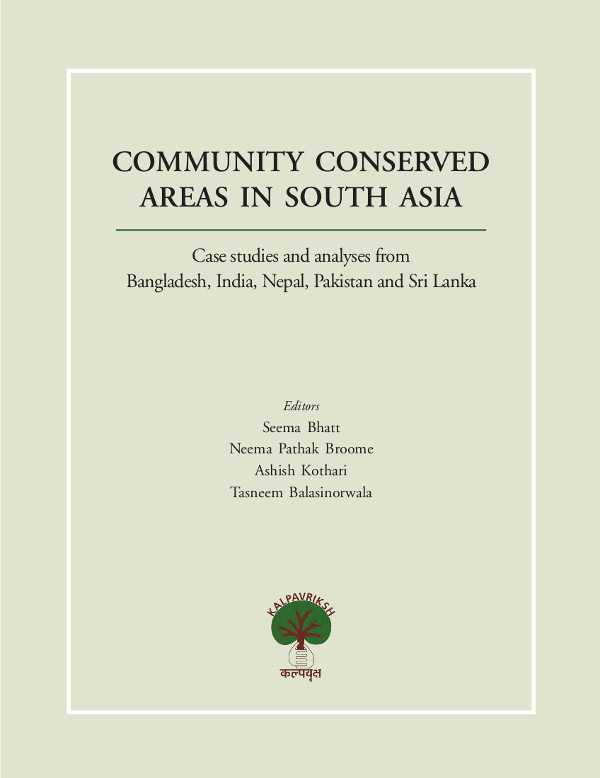 CCA in South Asia: Synthesis report