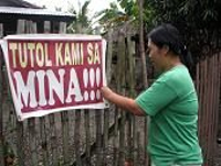 The Philippines – SAY NO to mining in Palawan Province