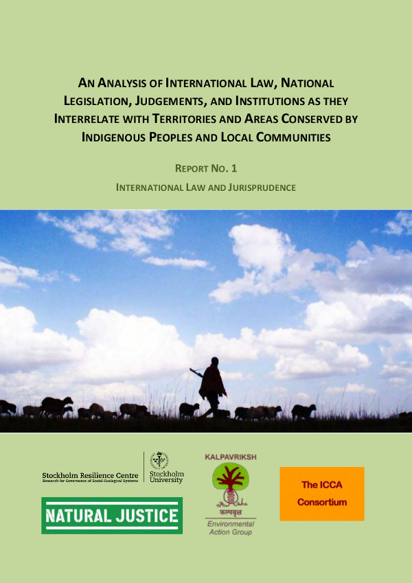 Legal Review No 1 International Law and Jurisprudence