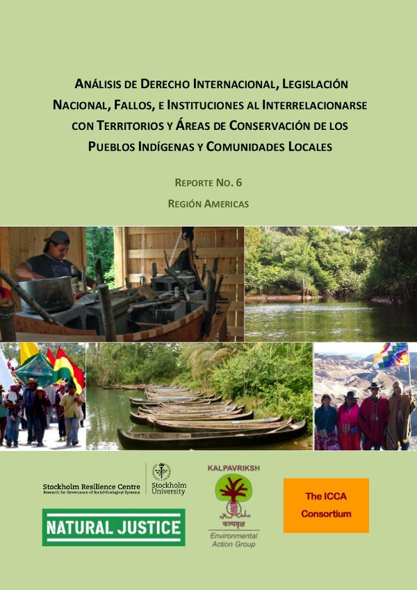 Estudios jurídicas No 6 Americas Regional