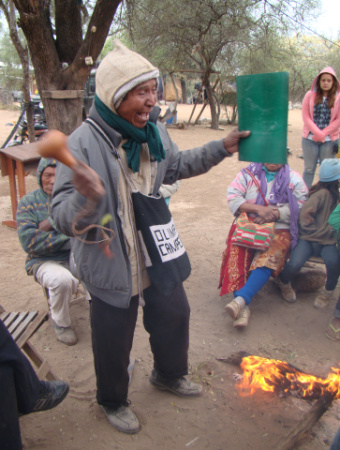Paraguay: Defending the Indigenous Territory of the Ayoreo who are in Voluntary Isolation
