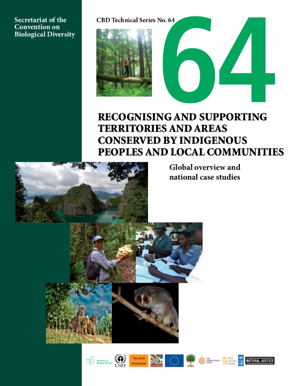 CBD ICCA Country Studies