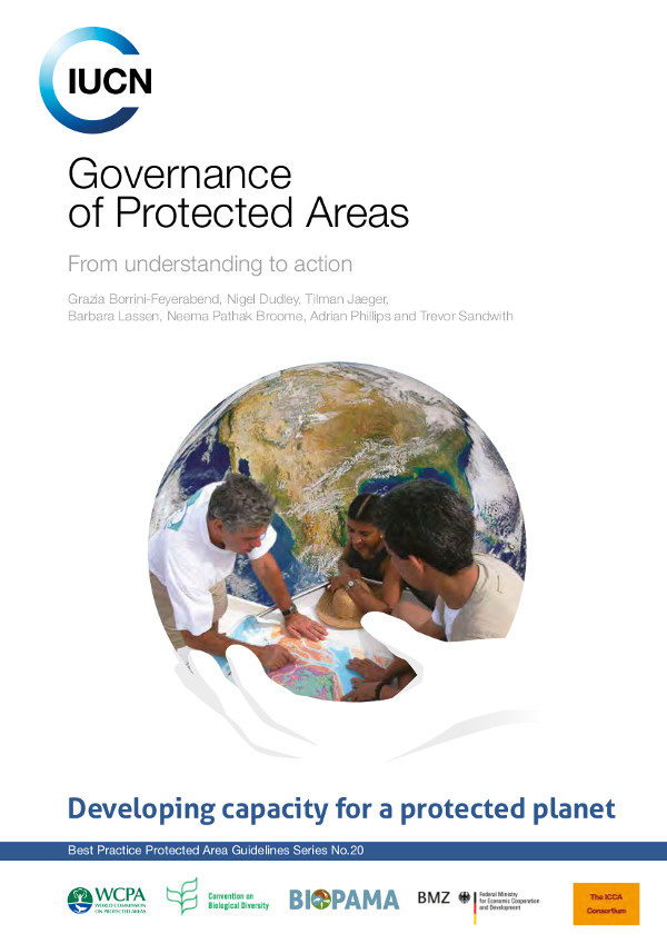 IUCN Best Practice Protected Area Guidelines No.20