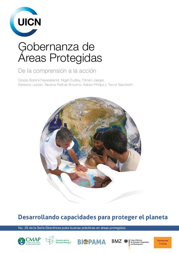 No.20 de la Serie Directrices para buenas prácticas en Áreas protegidas de la UICN