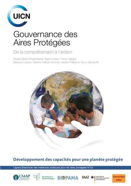 Lignes Directrices de l'UICN des meilleures pratiques pour les aires protégées. N°20