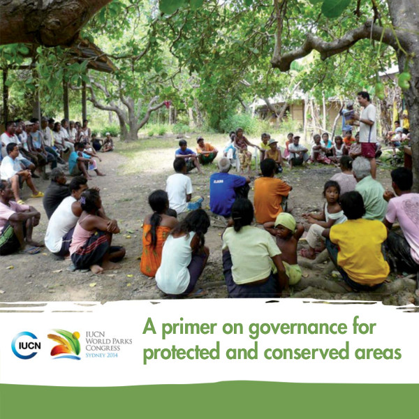 Primer on Governance for Protected and Conserved Areas