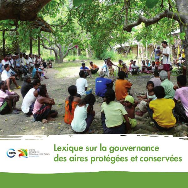 Lexique sur la Gouvernance des Aires Protégées et Conservées
