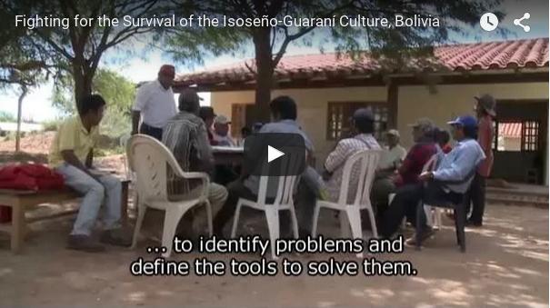 Bolivia: Luchando por la pervivencia de la cultura Isoseño-Guaraní