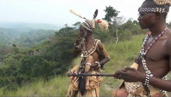 Congo: Les ravins mystiques de MWEKA