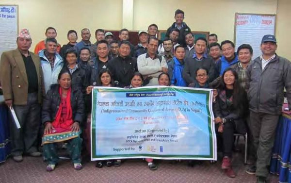 The 4th ICCA Network Nepal National Gathering, Kathmandu, Nepal, 17 – 18 December