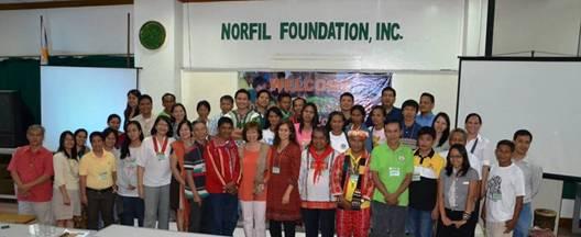 The Philippines establish the first national ICCA Consortium,   Quezon City, 19 – 22 February, 2013