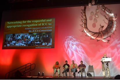 ICCA Consortium at World Indigenous Network (WIN) Conference Darwin, Australia 26 – 30 May, 2013