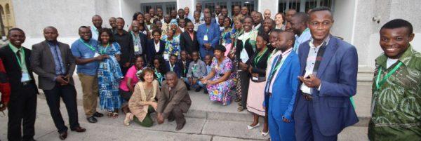 Atelier de réflexion et planification national en Republique Démocratique du Congo Kinshasa, 11 et 12 Septembre 2014