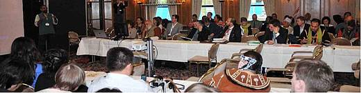 9th Conference of the Parties of the Convention on Biological Diversity (CBD COP9), Bonn, May, 2008