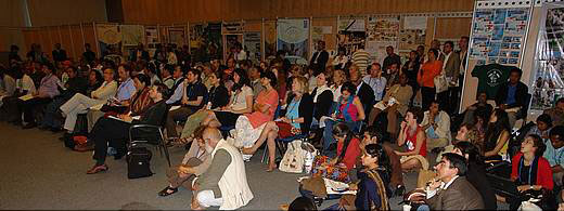 Alliance Workshop at the Community Poble, 4th World Conservation Congress, Barcelona, October, 2008