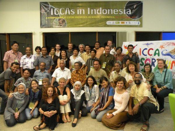 ICCAs in Indonesia symposium, CIFOR headquarters, Bogor, Indonesia, 13-14 October, 2011