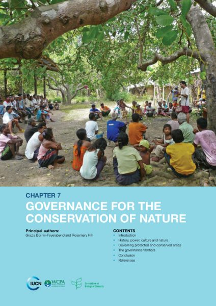 Governance for the Conservation of Nature
