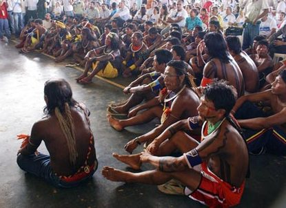 Brazil – Scrap the Belo Monte Hydroelectric Dam !