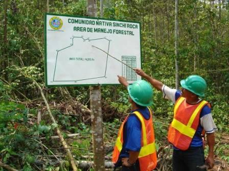 Bosques comunales – ICCAs de los Shipibo Conibo en Peru