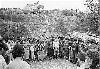 Documento Mapuche: del Co-Manejo a la Gobernanza en el Parque Lanín