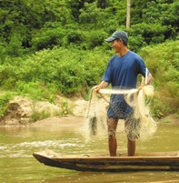 Strength in Diversity: fish sanctuaries and deep-water pools in Laos PDR
