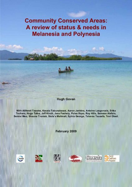 Melanesia and Polynesia