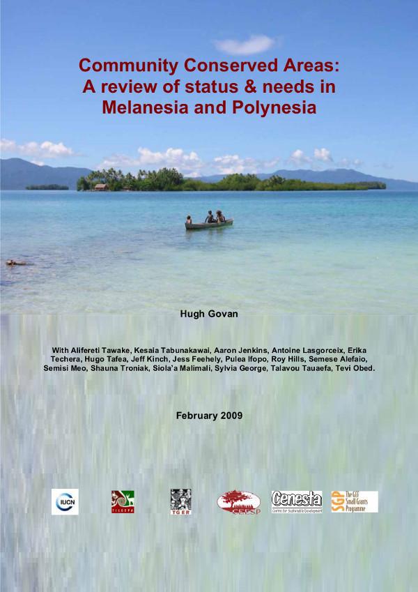 Melanesia and Polynesia