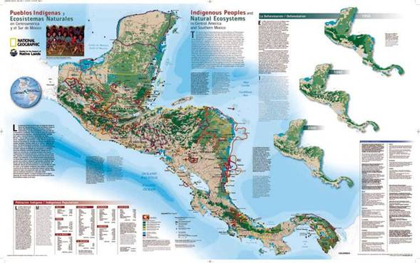 TICCA – raíces y evolución histórica, amenazas y oportunidades actuales y posible estrategia de reconocimiento y fortalecimiento en Mesoamérica