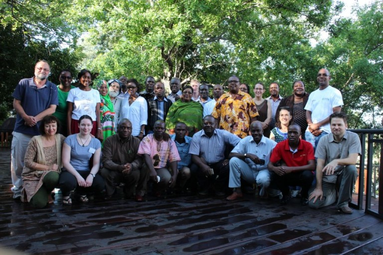 ICCA Knowledge Sharing & Capacity-building Event in East and Southern Africa