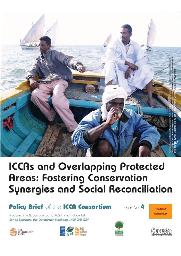 ICCA Consortium Policy Brief no 4