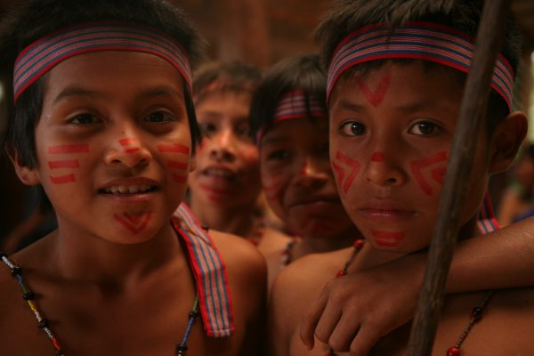 The Shuar Arutam People of the Cordillera del Condor
