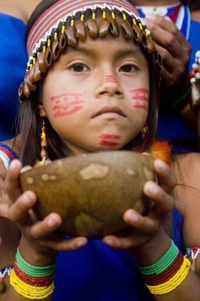 Ecuador – Pueblo Shuar Arutam en la Cordillera del Condor