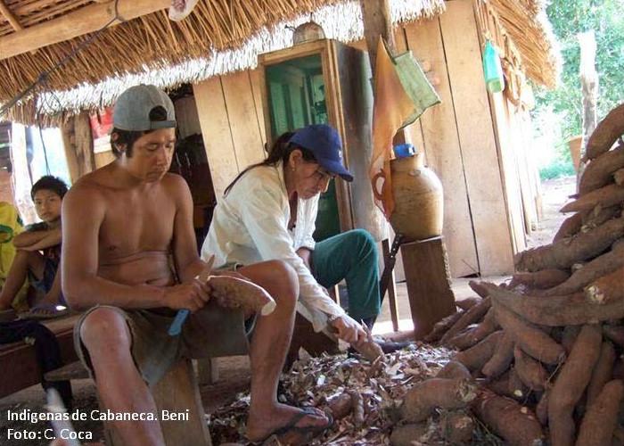 Bolivia: Leco Larecaja y Pilon Layas