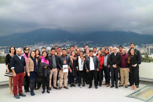 Ecuador – Taller de Gobernanza de Áreas Protegidas y Conservadas en Ecuador