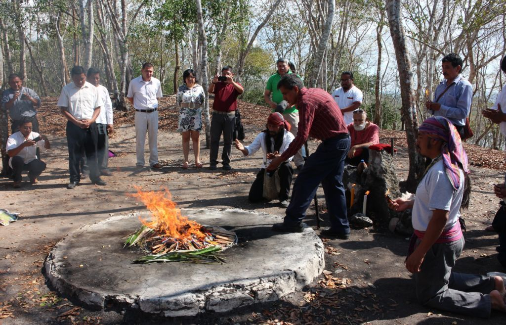 TICCA en Mesoamérica: evento regional de intercambio de conocimientos y aprendizaje