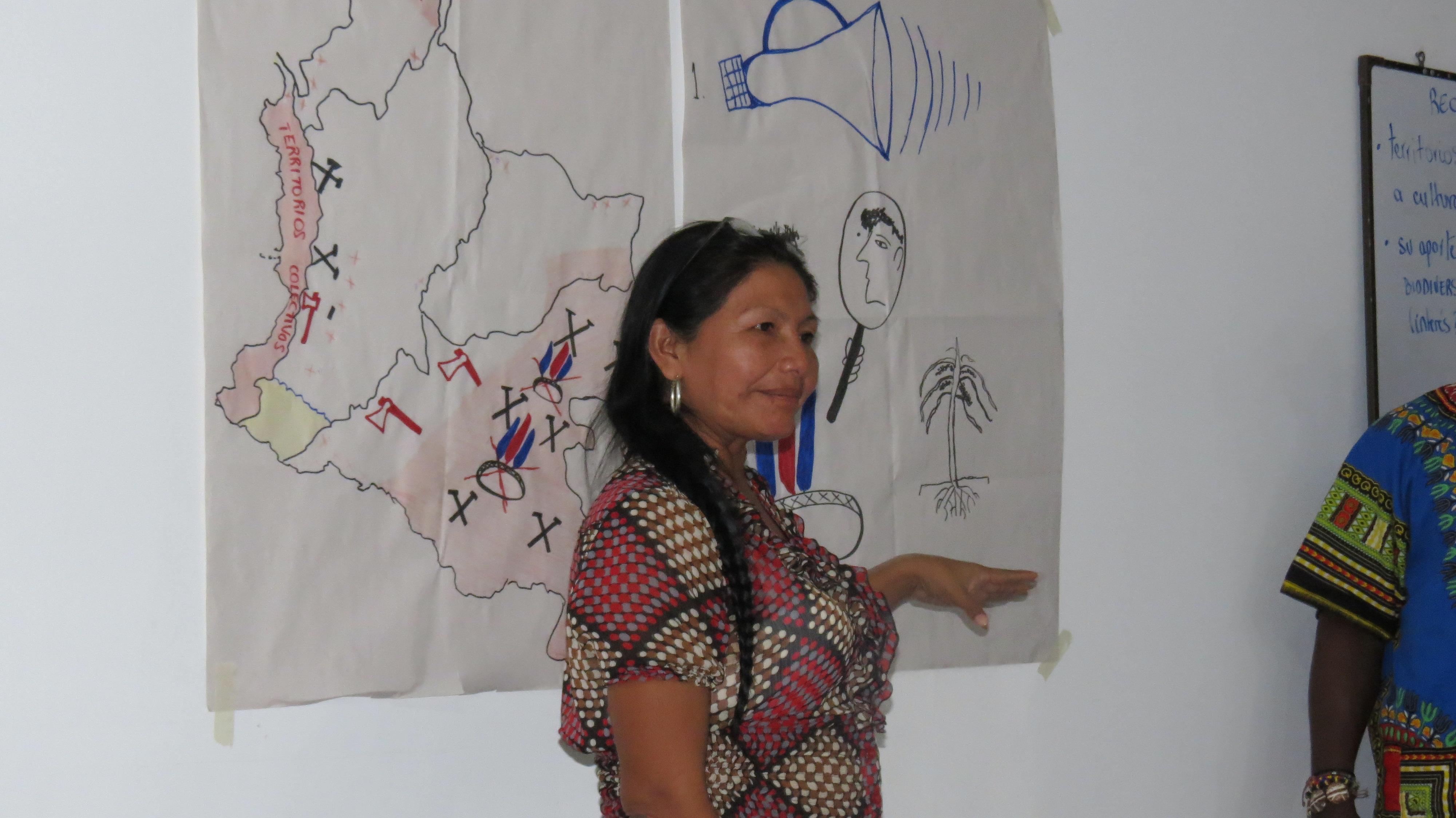 Se implementa la Iniciativa Global de Apoyo a los TICCA en Colombia