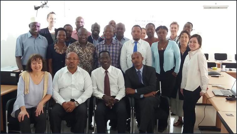 Tanzania – Workshop on governance assessment of the protected and conserved area national system