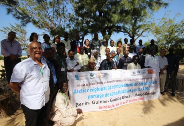 Elaboration de plans d'action nationaux pour les APAC en Afrique de l'ouest