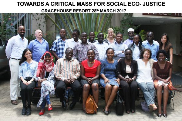 Towards a critical mass for social justice in community territorial governance in Kenya