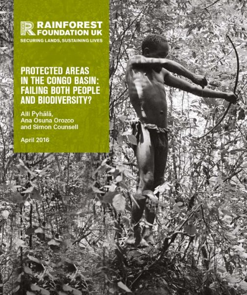 Protected Areas in the Congo Basin: Failing both people and biodiversity?