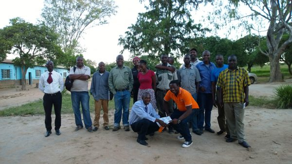 Supporting ICCAs in Zambia: setting the cornerstones.