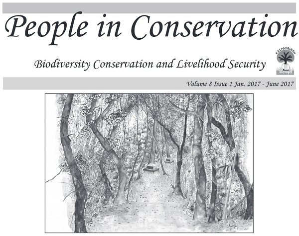 People in Conservation # 1