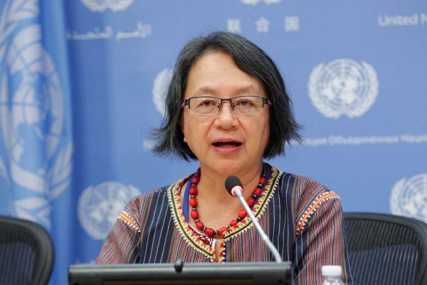 Informe de la Relatora Especial del Consejo de Derechos  Humanos sobre los derechos de los pueblos indígenas,  Victoria Tauli – Corpuz