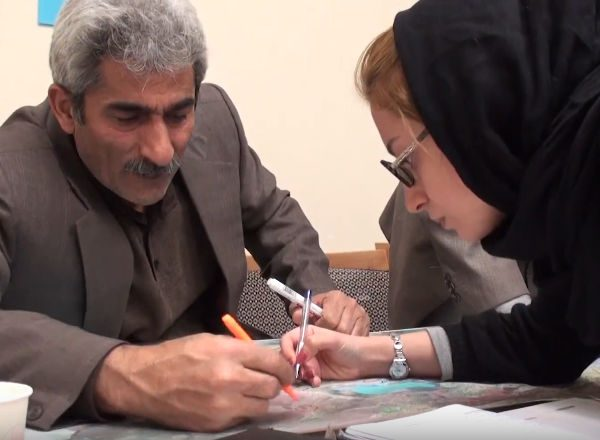 Kalak Workshop in Iran