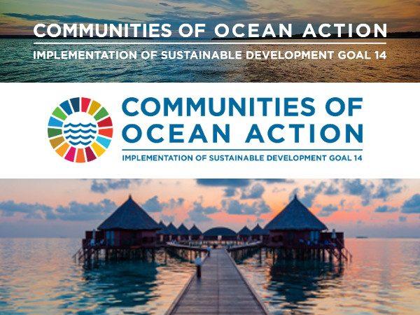 ICCA Consortium members at the UN Oceans Conference (New York, 2017)
