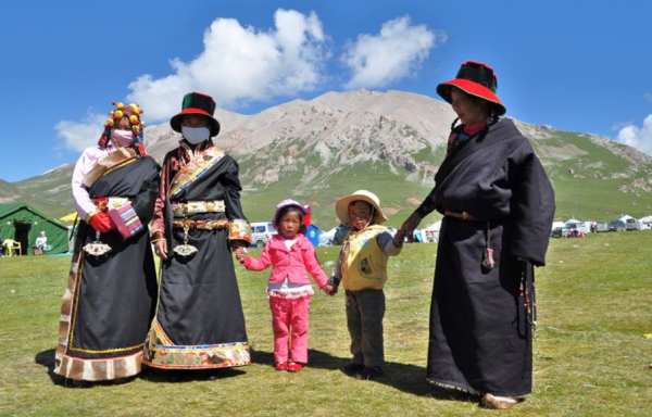 Community conservation and partnerships, Qinghai Province, China