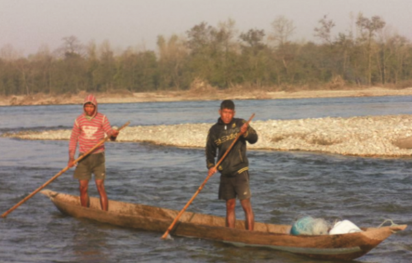 The Politics of Conservation: Sonaha, Riverscape in the Bardia National Park and Buffer Zone, Nepal